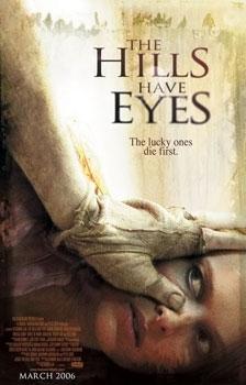 หนังดัง The hills have eyes (โชคดีที่ตายก่อน)