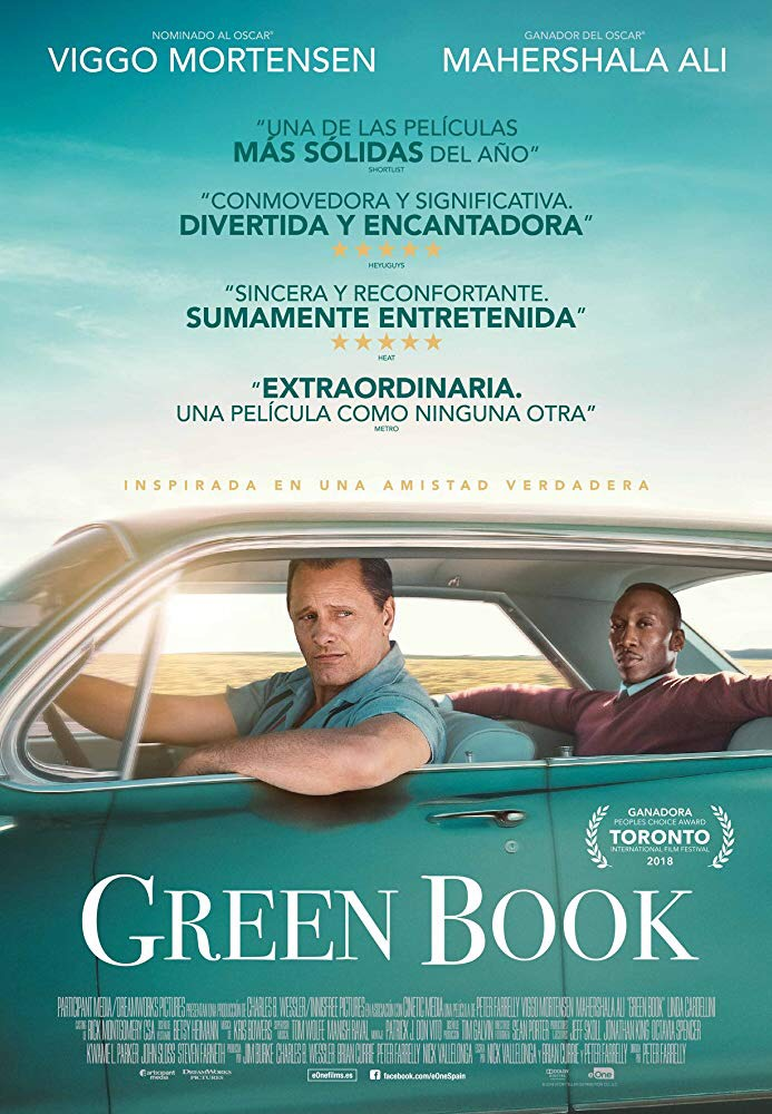 Green Book Movies