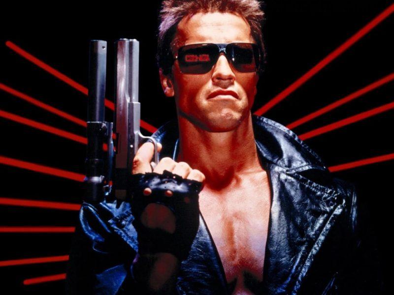 กำเนิดคนเหล็ก (Terminator)